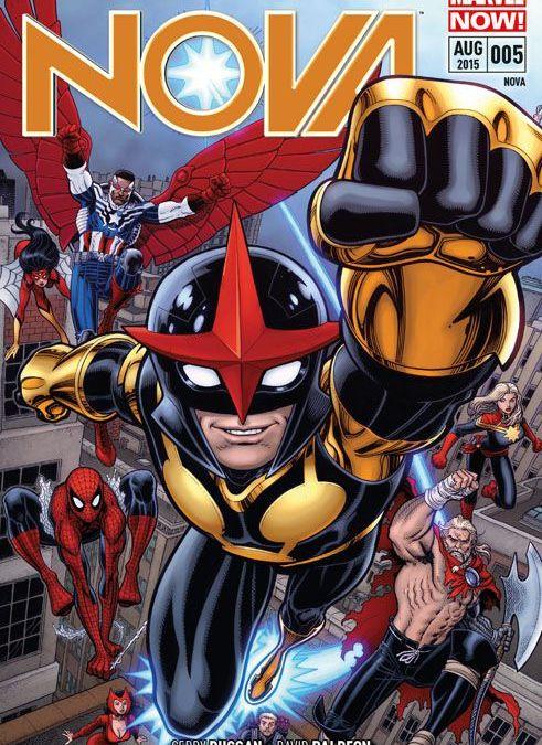 "Comicreview: Nova Bd. 5 – ""Schwergewichte"""