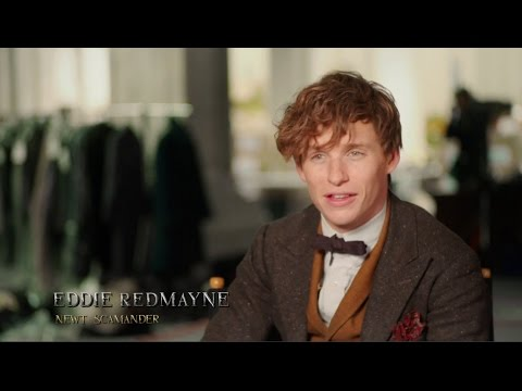 """""""Fantastic Beasts and Where to Find Them"""": Kein Trailer aber ein Behind The Scenes"""