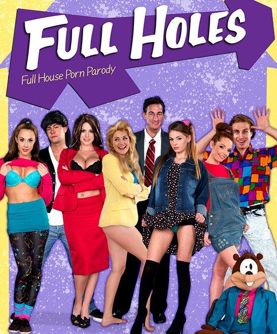 """""""Fuller House"""" ist leider nicht so gut, aber zum Glück gibt es die Porn Parodie """"Full Holes"""""""