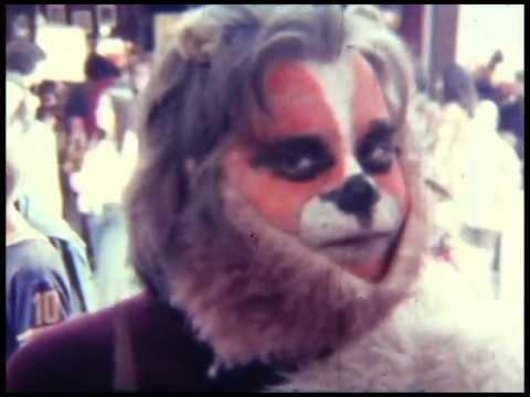 Ein Cosplay-Video von einer Star-Trek-Convention im Jahre 1976