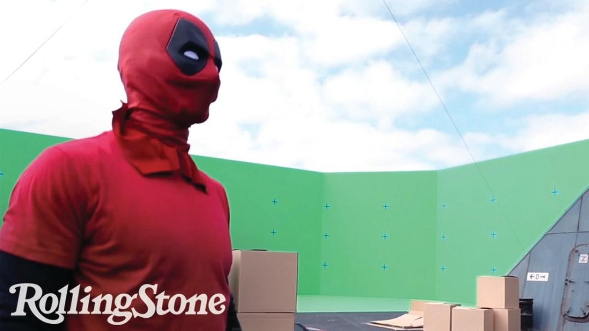 """Ein kurzes Video bezüglich der Kampfszenen in """"Deadpool"""""""
