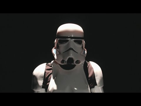 """""""What It Feels Like to Be a Stormtrooper"""""""