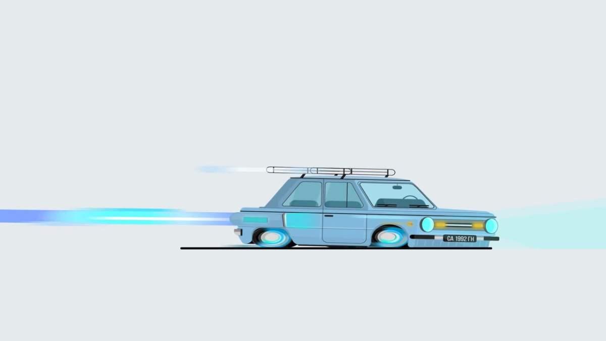 Da kieckste: Autos ausn Osten jegifft und animiert – richtyjut!