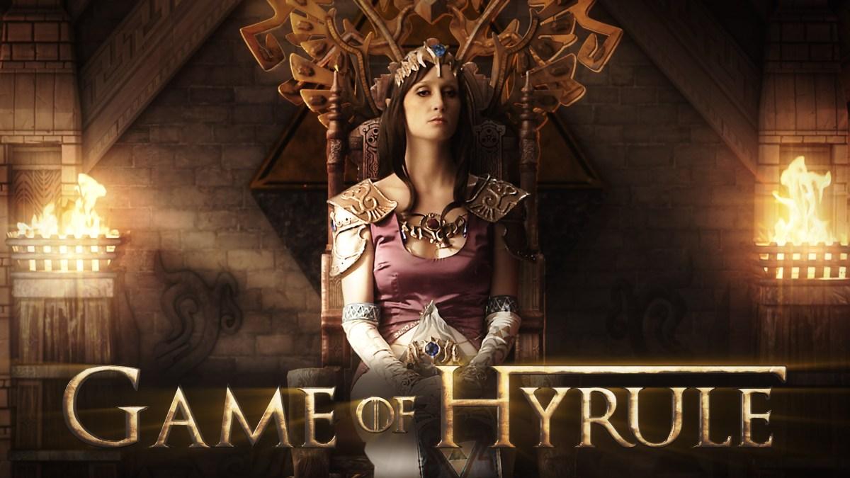 """Der Kurzfilm """"GAME OF HYRULE"""" ist die perfekte Mischung aus """"Zelda"""" und """"Game of Thrones"""""""