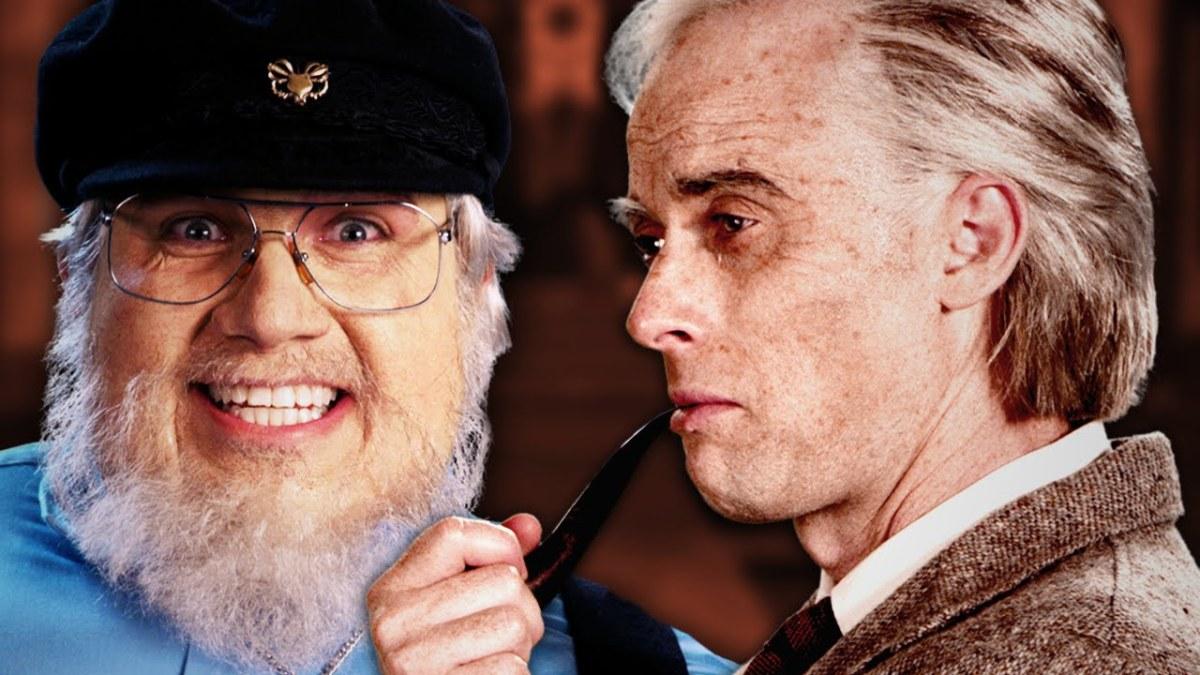 EPIC RAP BATTLES OF HISTORY: George R. R. Martin vs. J.R.R. Tolkien