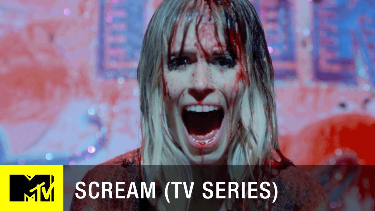 """""""Scream"""", die Fernsehserie zu den Filmen, bekommt eine zweite Staffel und hier ist der Trailer"""