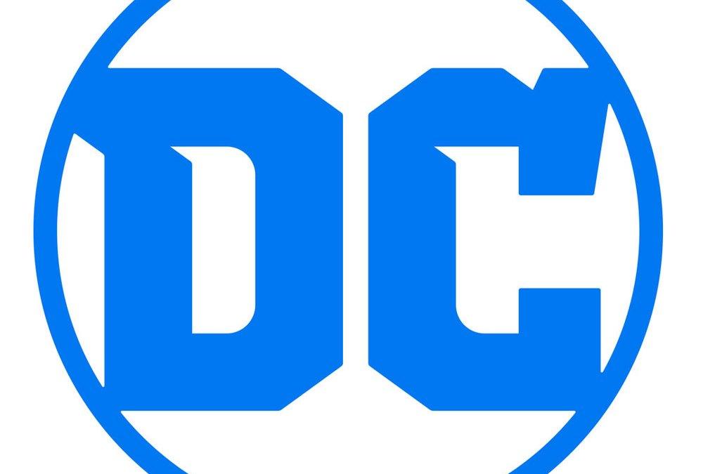 Wow! Der Publisher DC Comics hat ein neues Logo! Irre!