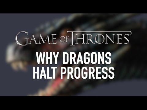 """""""Game of Thrones"""": Warum die Drachen die Entwicklung der menschlichen Gesellschaft behindern"""