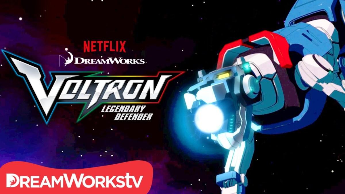 """Im neusten Teaser sieht """"Voltron: Legendary Defender"""" wesentlich netter aus"""
