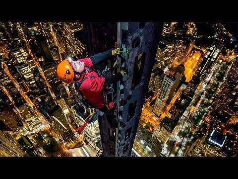 In einem 360° Video auf der Spitze des One World Trade Centers