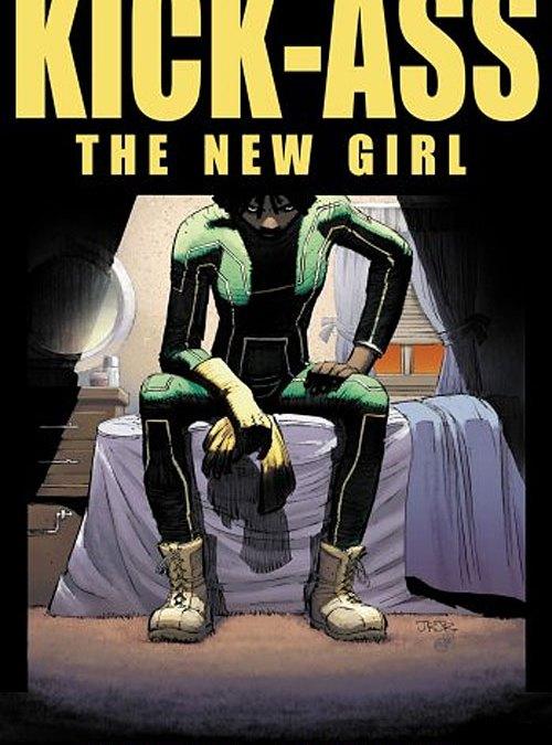 """Mark Millar startet """"Kick-Ass"""" mit einer weiblichen, dunkelhäutigen Hauptfigur neu"""