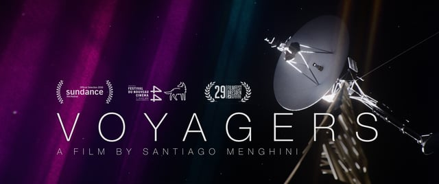 """Voyagers"" – Ein Tribut zum Voyager Space Program"
