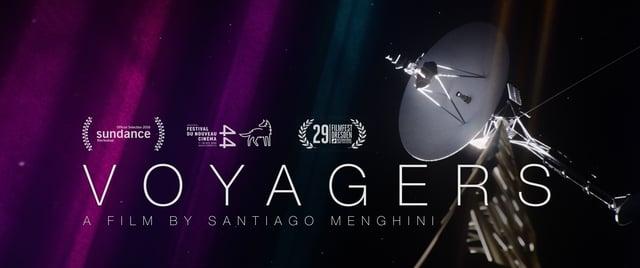 """""""Voyagers"""" – Ein Tribut zum Voyager Space Program"""