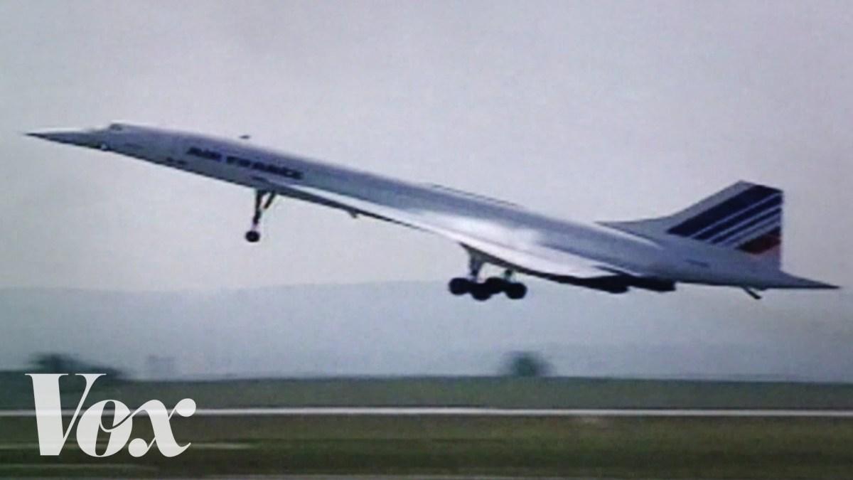 Die Geschichte der Concorde und warum das Konzept scheiterte