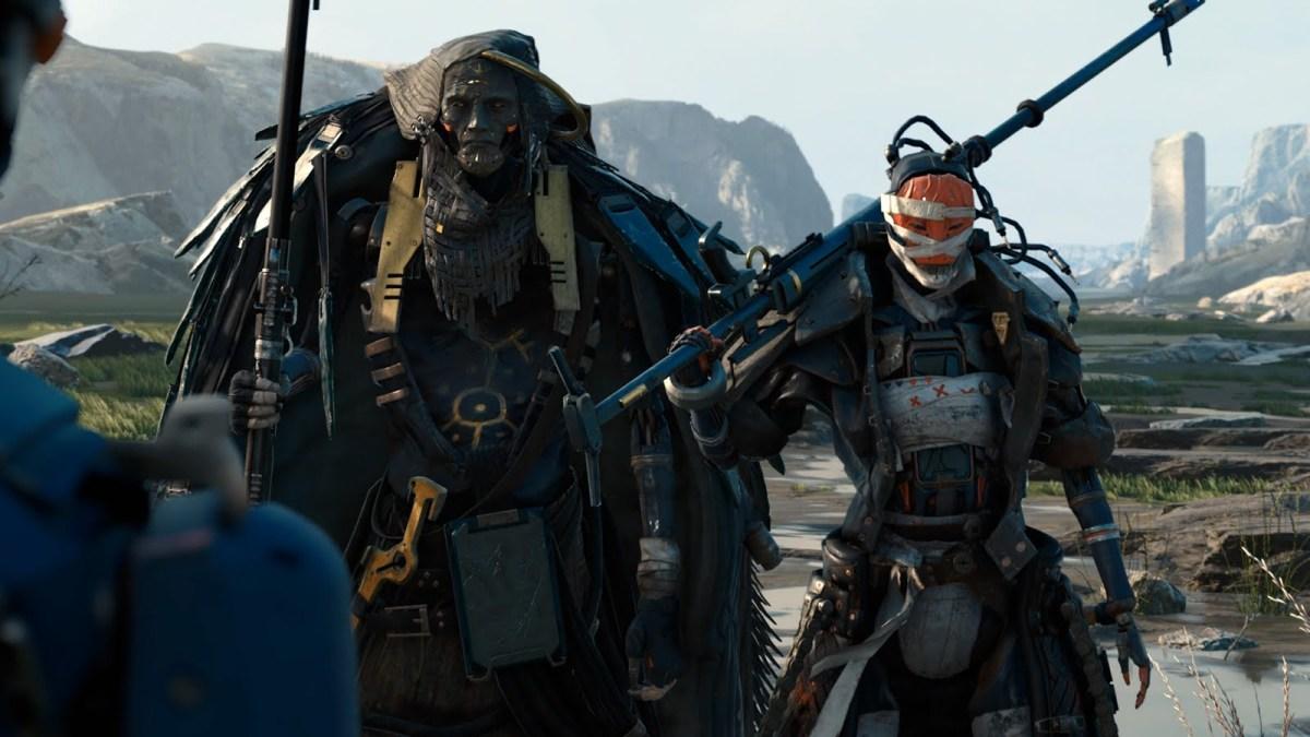"""In der Unity-Kurzfilm-Demo """"Adam"""" werden transhumane Roboter in die Wildnis entlassen und… keine Ahnung."""