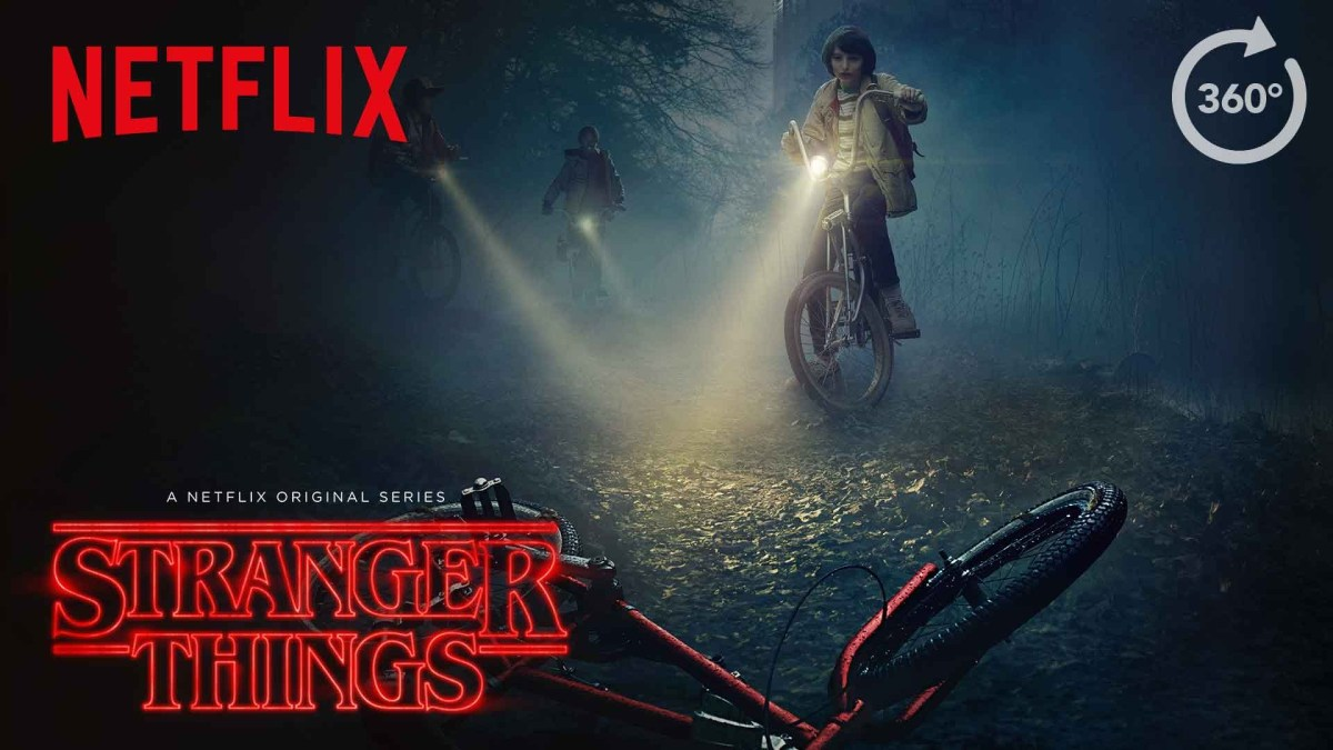 """""""Stranger Things"""" als 360°-Experience"""