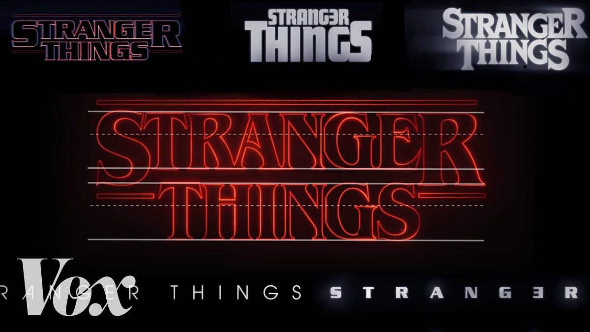 """Wie das wundervolle Intro zu """"Stranger Things"""" entstand"""