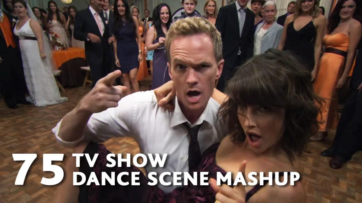 """75 Fernsehserien tanzen zu """"Can't Stop the Feeling"""" von Justin Timberlake"""