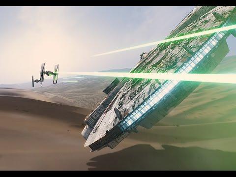 """Was Industrial Light & Magic eigentlich alles bei """"Star Wars – The Force Awakens"""" gemacht haben"""