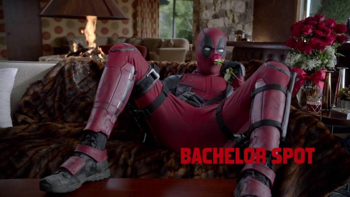 Deadpool selbst lobhudelt die Marketing-Kampagne für seinen ersten Film