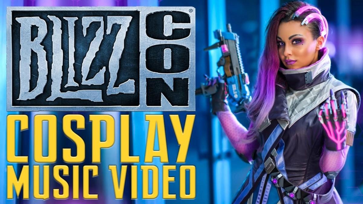Das Cosplay Musik Video von der Blizzcon 2016