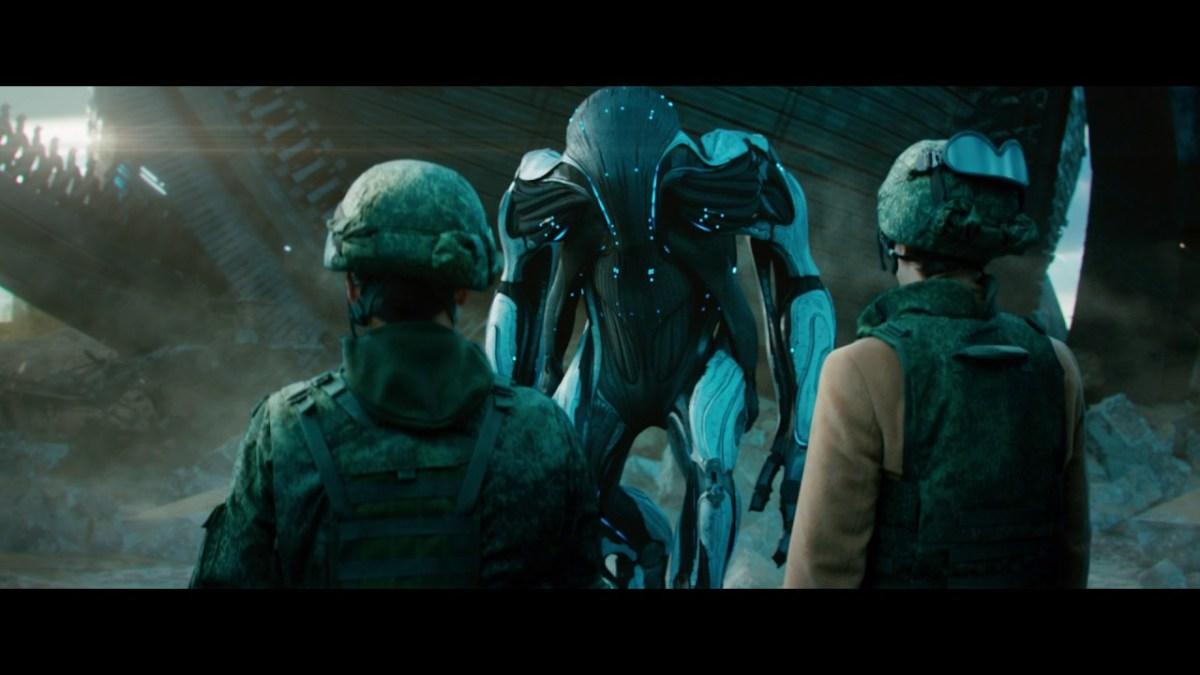 """Der Trailer zum russischen Sci-Fi-Film """"Attraction"""" wirkt wie eine Mischung aus """"Arrival"""" und """"Attack the Block"""""""