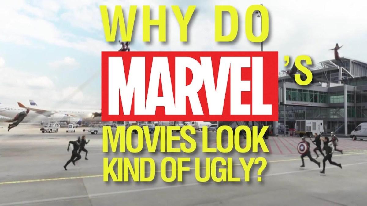 Warum die Marvel-Filme immer so hässlich aussehen