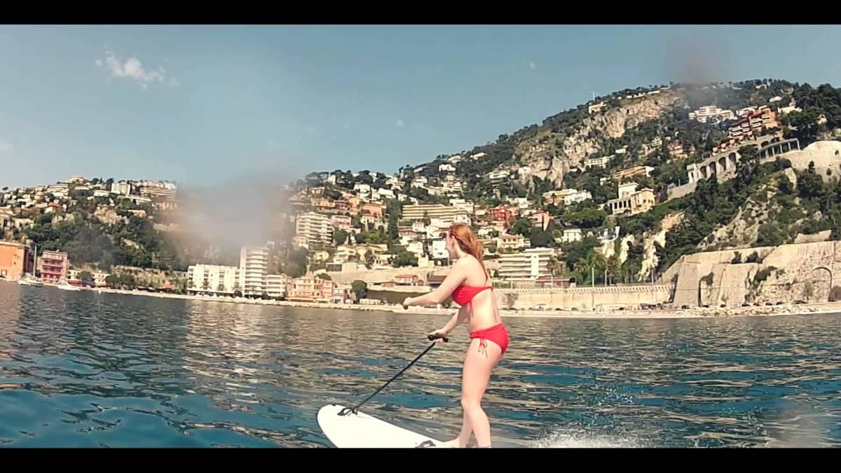 Das Lampuga AIR ist ein aufblasbares, elektrisches Surfbrett