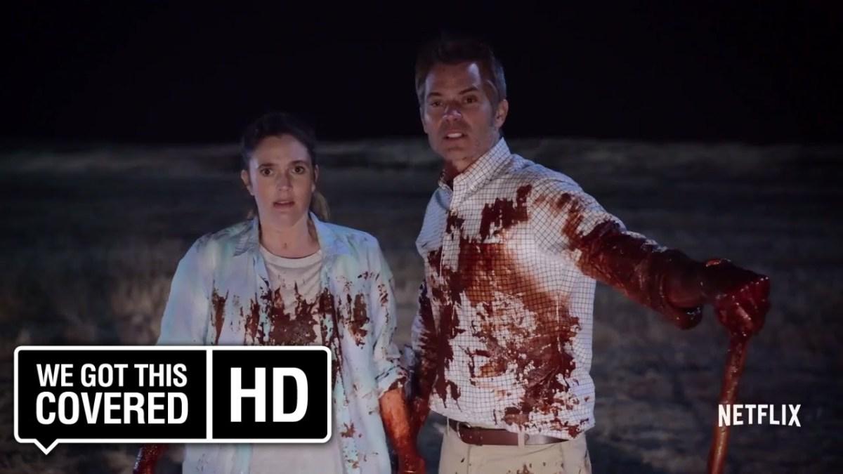 """In der Serie """"Santa Clarita Diet"""" spielt Drew Barrymore einen voll funktionstüchtigen Zombie"""