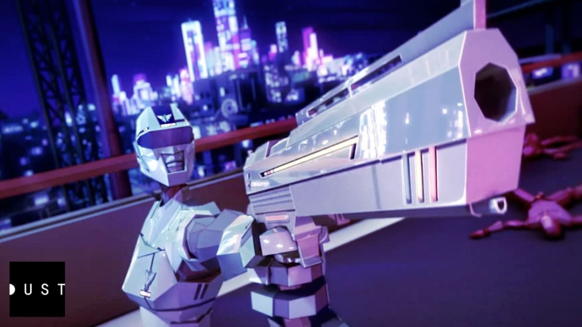 "Der super bunte Sci-Fi-Kurzfilm ""Metaman"" ist vor allem bunt"