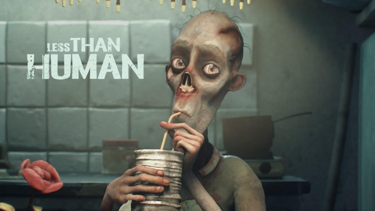 """Im Kurzfilm """"Less Than Human"""" interviewt ein Journalist zwei wiederbelebte Zombies nach der Apokalypse"""