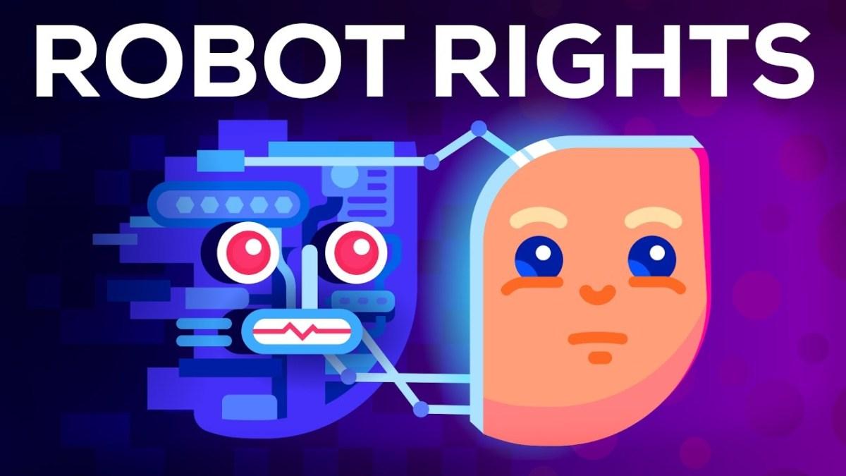 Kurzgesagt erklärt die Frage, ob Roboter (und künstliche Intelligenzen) besondere Rechte brauchen