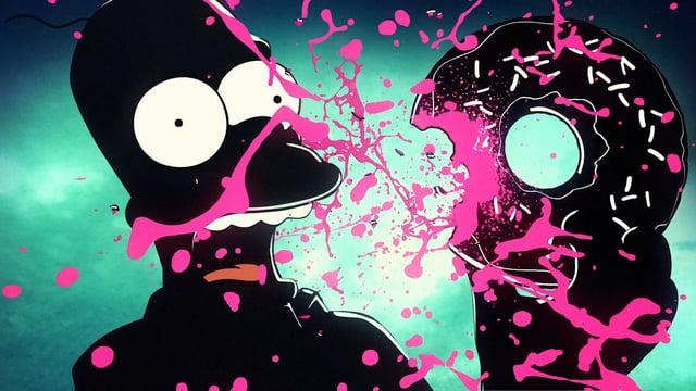 """""""The Simpsons"""" feiern Thanksgiving mit einem kurzen Video im Stil von """"300"""""""