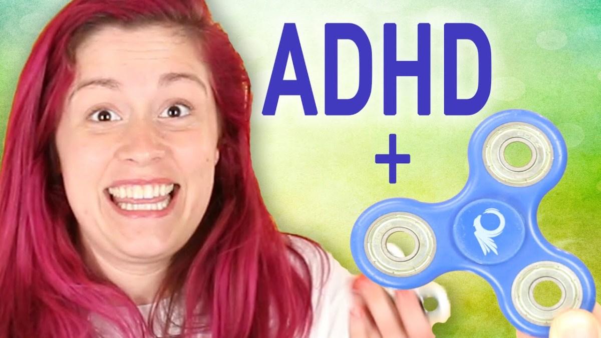 Leute mit ADHS erzählen nach einer Woche von ihren Erfahrungen mit dem Fidget Spinner