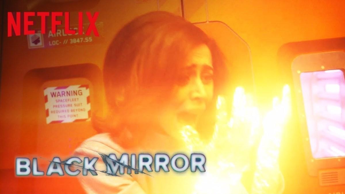 """""""Black Mirror"""": Der erste Teaser zur vierten Staffel"""
