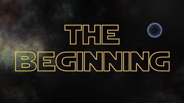"""Die menschliche Reproduktion, aber als Sci-Fi-Film mit Inspirationen aus """"Star Wars"""""""