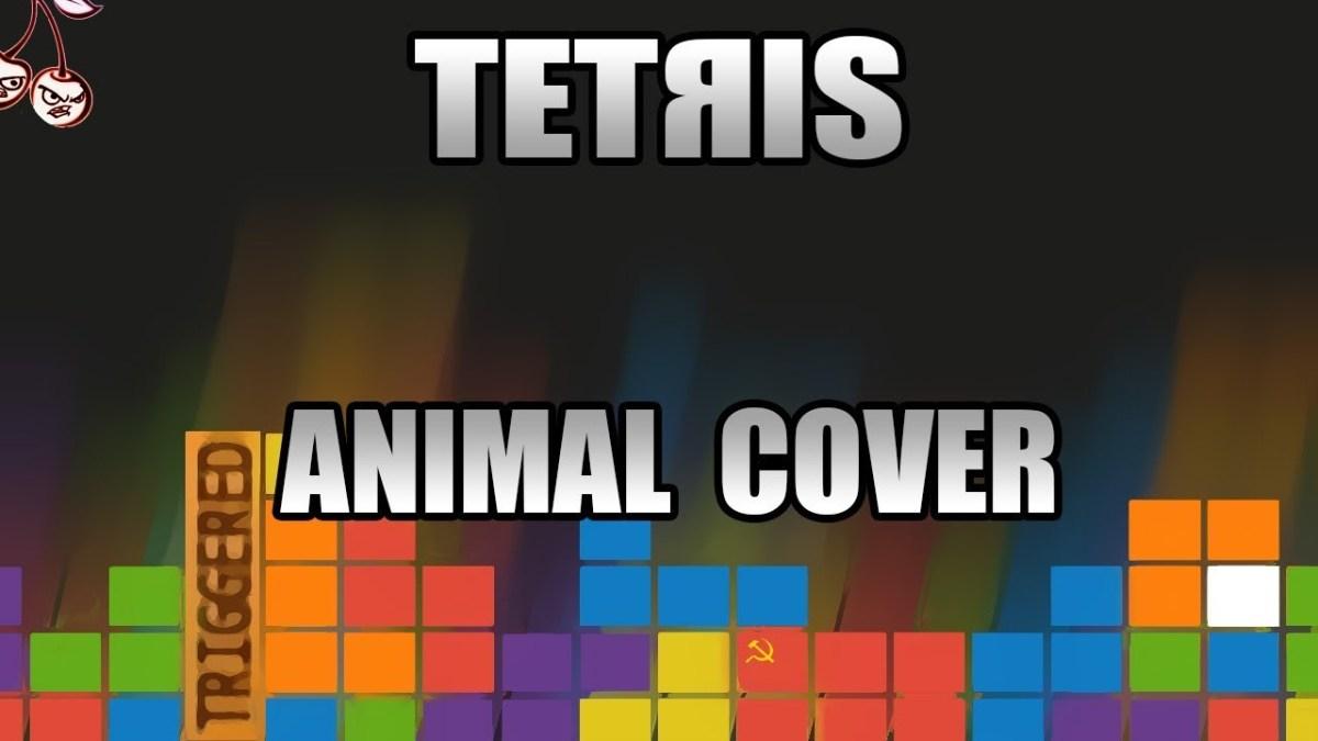 """Das Theme von """"Tetris"""", aber gesungen von Tieren"""