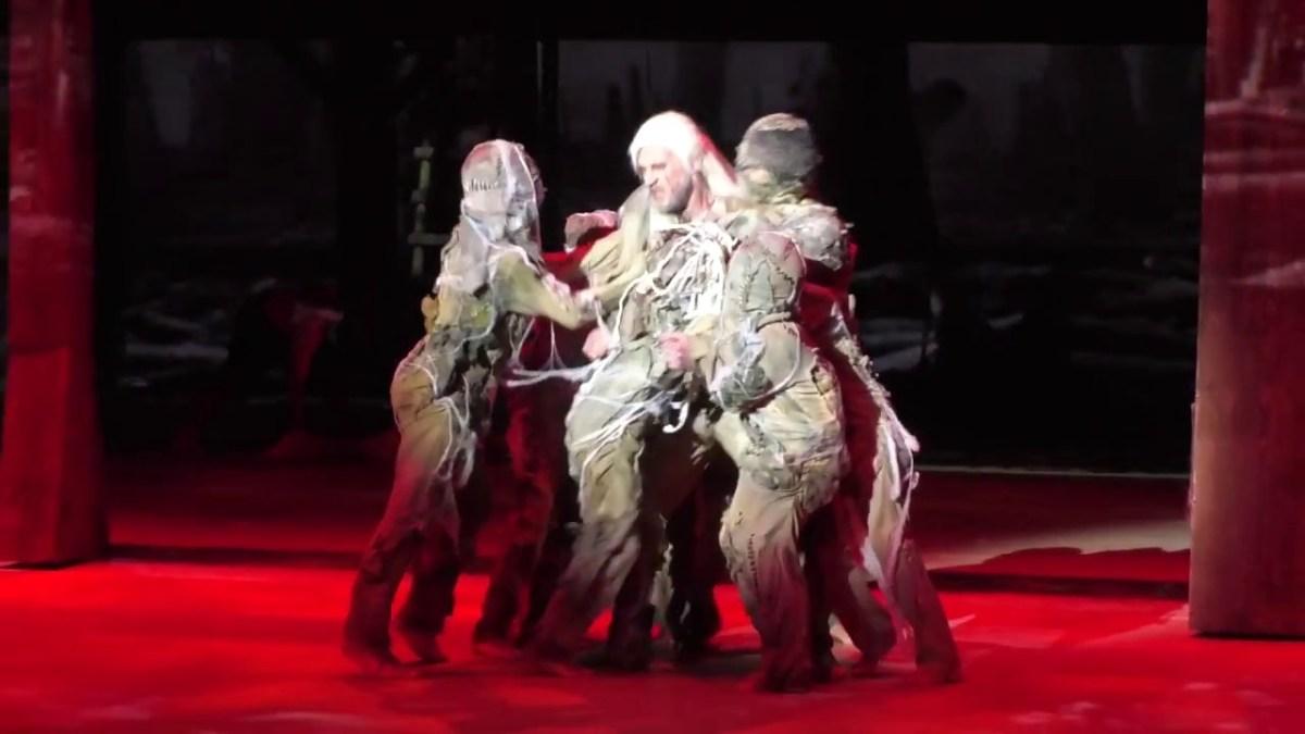 """Es gibt übrigens ein """"The Witchter""""-Musical Polen und hier sind ein paar Videos davon!"""