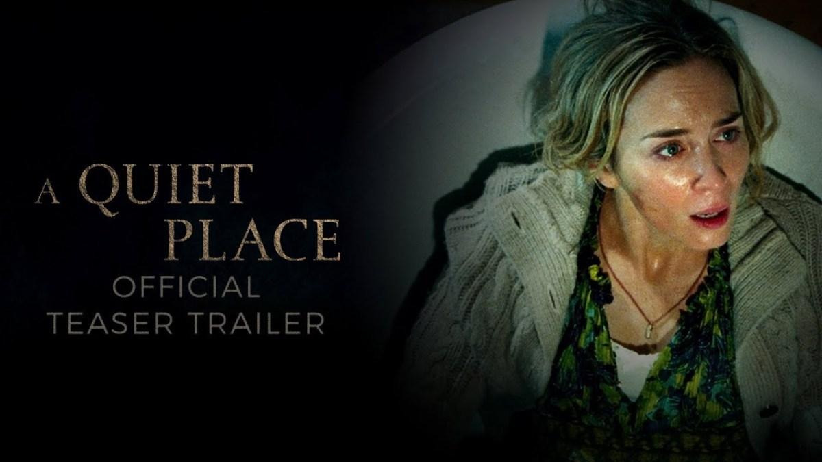 """Im Trailer zu """"A Quiet Place"""" musst du ganz still sein, sonst kriegen dich die Monster"""
