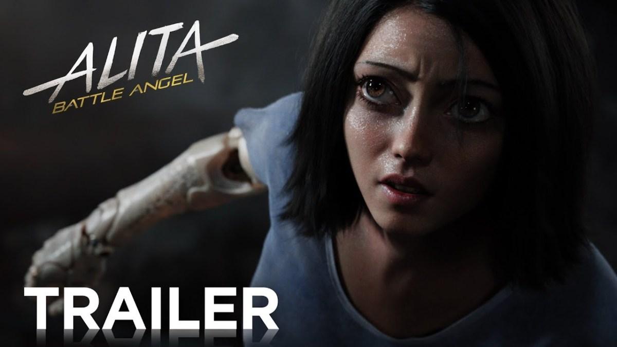 """""""Alita: Battle Angel"""" hat einen Trailer und der ist super creepy"""