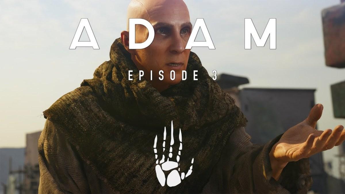"Die Oats Studios um Neill Blomkamp veröffentlichen ""ADAM: Episode 3"""