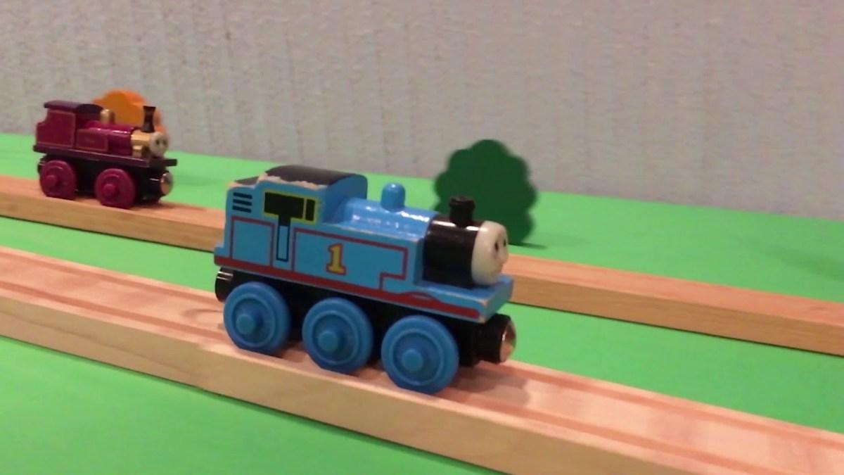 """Thomas, die kleine Lokomotive"", aber wie Tony Hawk"