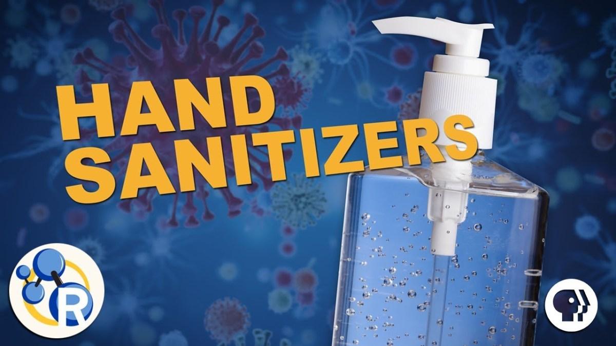 Wie funktionieren eigentlich Hand-Desinfektionsmittel und töten sie wirklich 99.9% aller Keime?