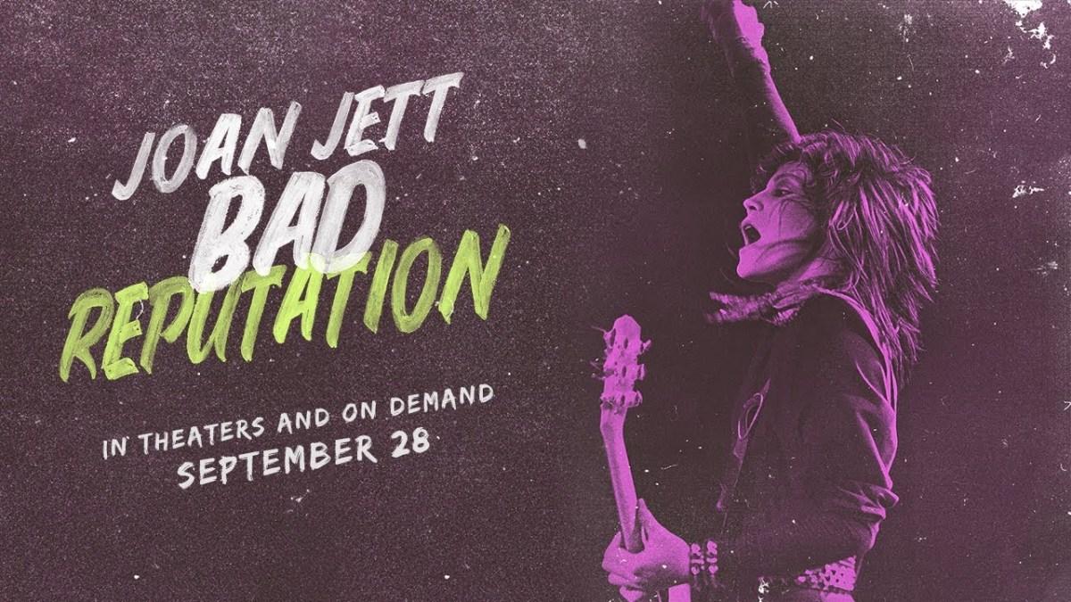 """Die Joan Jett Dokumentation """"Bad Reputation"""" hört sich nicht nur gut an!"""