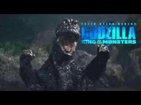 """Der Trailer von """"Godzilla: King of Monsters"""" im Toho-Style!"""