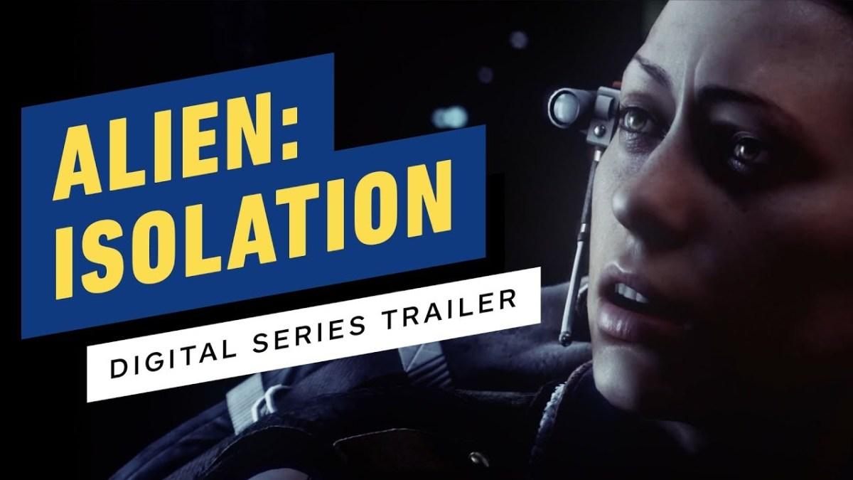 "IGN produziert ""Alien: Isolation"" nochmal als Webserie"