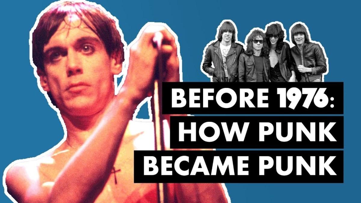 """""""Before 1976: How Punk Became Punk"""" – Ein Video-Essay über die Entstehung des Punks"""