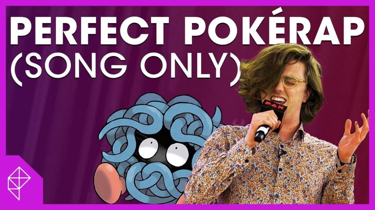 Der perfekte PokéRap mit allen 812 Pokémon