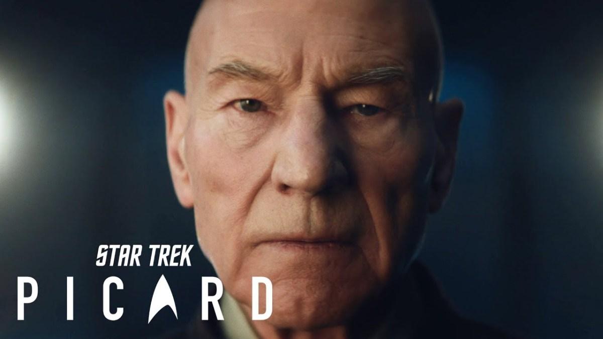 """""""Star Trek: Picard"""" – der erste Teaser"""