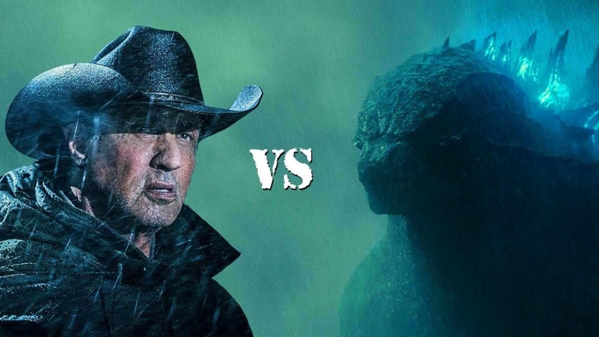 """""""Rambo vs. Godzilla"""" vs. """"Godzilla vs. Jason"""""""